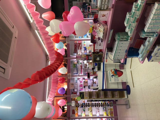 The Love is in the air